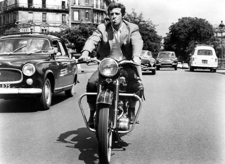 THE MAN FROM RIO, Jean-Paul Belmondo, 1964